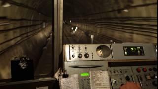 Из кабины машиниста метро(Вид из кабины машиниста Екатиренбургского метро., 2016-07-25T16:51:11.000Z)