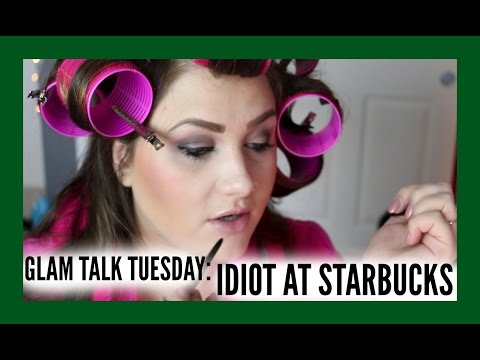 I GOT STUCK IN THE DRIVE THRU! TALK TUESDAY IS BACK!