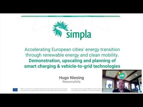 ACCELERATING EUROPEAN CITIES' ENERGY TRANSITION THROUGH RENEWABLE ENERGY AND CLEAN MOBILITY.