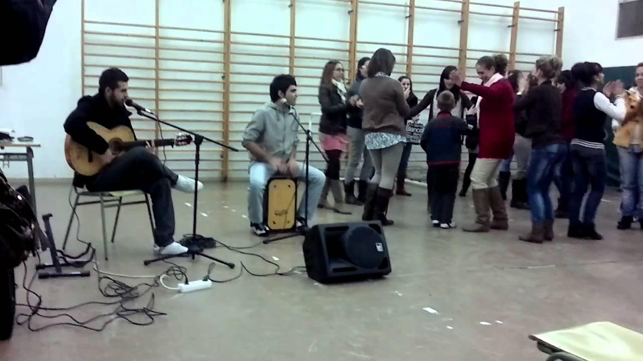 Fran Flores - IES Puerta de Cuartos - YouTube