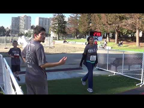 Break Free Run - Oakland (2015) Finish Line