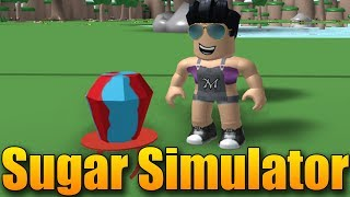 I'M GOING TO BECOME THE FATTEST CHILD IN ROBLOX! 😂 | ROBLOX: Sugar Simulator