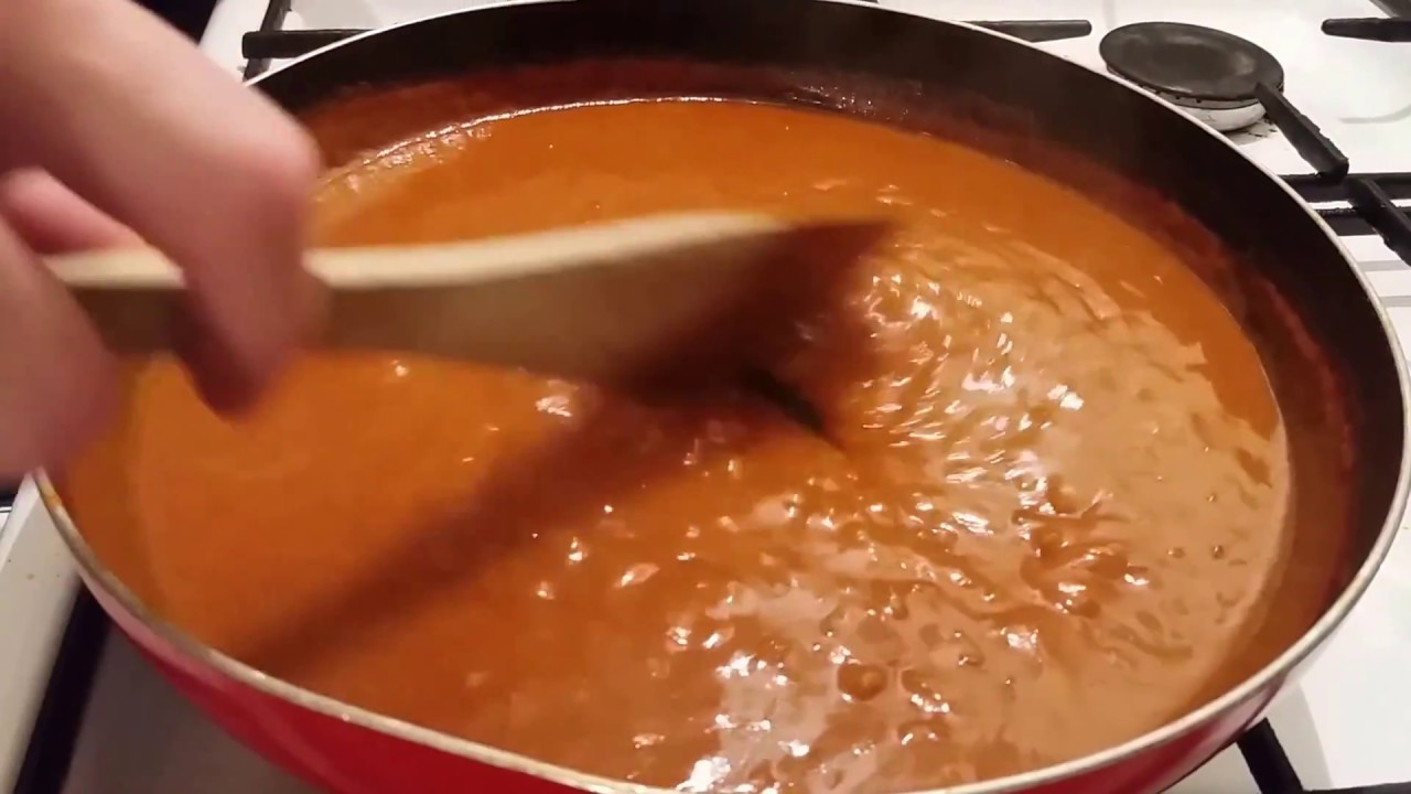 how to prepare curry sauce