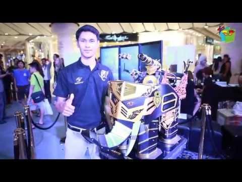 พาเที่ยวชมงาน AMD Thailand Grand PC Modding & Cosplay 2015