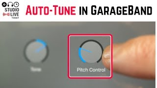 How to use auto-tune in GarageBand iOS (iPhone/iPad)