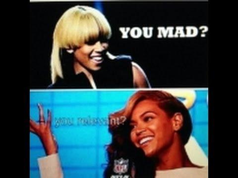 Keyshia Cole hating on Michelle Williams of Destiny's Child?!