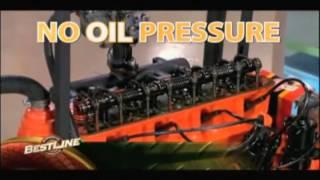 Bestline Lubricants - Car Engine in Water Tank