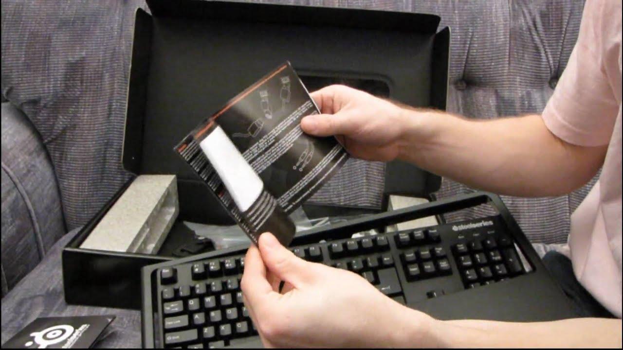 165c7a39f5c SteelSeries 7G – купить клавиатуру, сравнение цен интернет-магазинов: фото,  характеристики, описание   E-Katalog