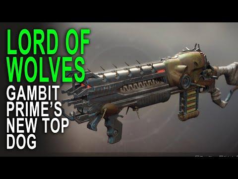 Lord of Wolves Rules Gambit Prime! Shotgun Buff of a Lifetime | Gambit Prime Destiny 2 thumbnail