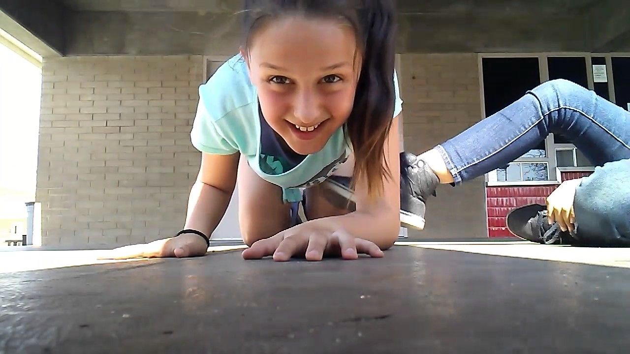 The Gymnastics challenge