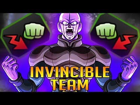 INVINCIBLE TEAM WITHOUT THE NEW GODS! DBZ Dokkan Battle