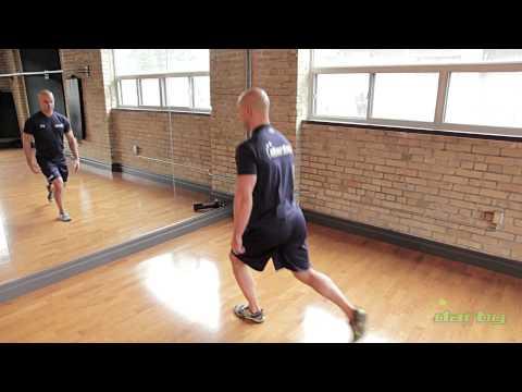 Exercise Technique - Reverse Lunge