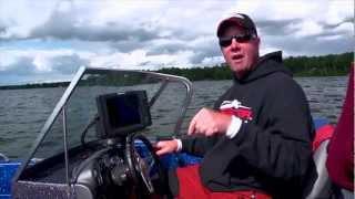 Hooked Up! Walleye: Lake Pokegama in Grand Rapids, Minnesota -…