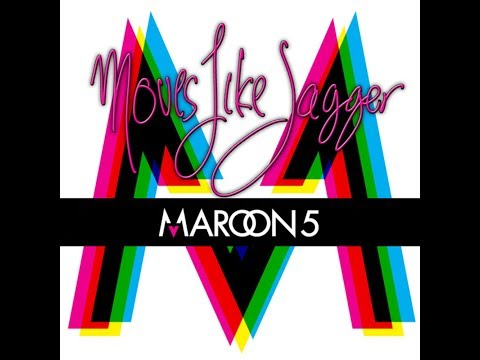 Moves Like Jagger (Clean Solo Version) (Audio) - Maroon 5