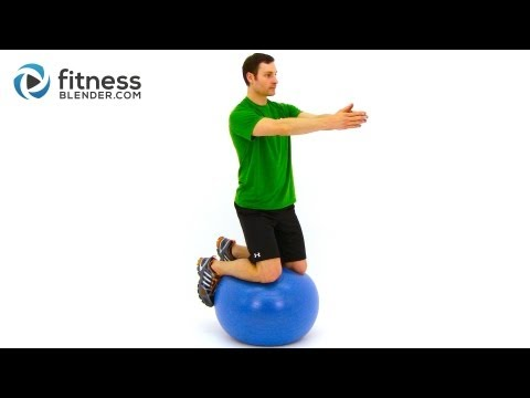Advanced Balance Workout Agility Exercises to Increase Balance and Muscle Tone