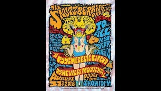 The Snozzberries: A Psychedelic Circus LIVE @ Asheville Music Hall 8-31-2018