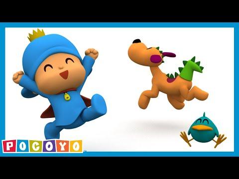 Pocoyo indovina indovinello s e cartoni animati by