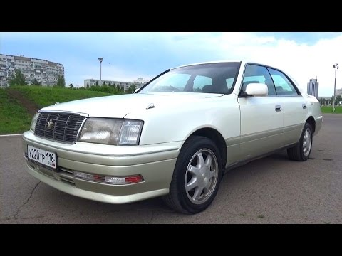 1996 Toyota Crown S150. Start Up, Engine, and In Depth Tour.