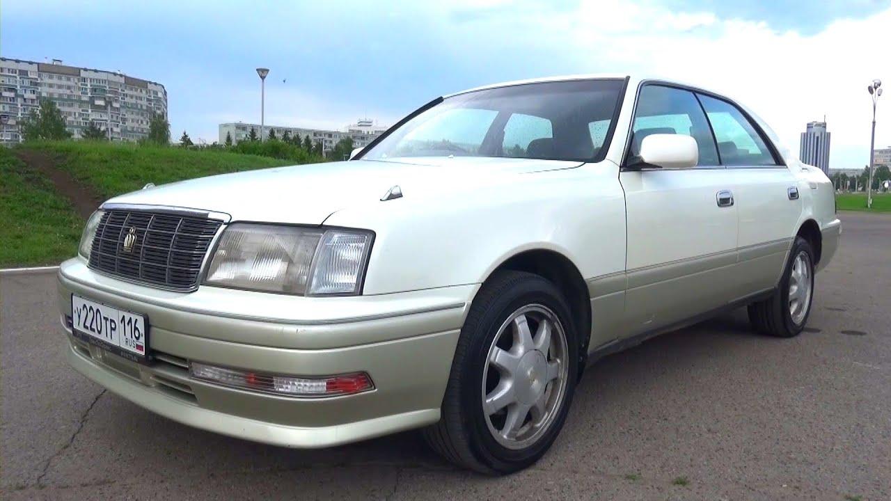 Kelebihan Kekurangan Toyota Crown 1998 Review