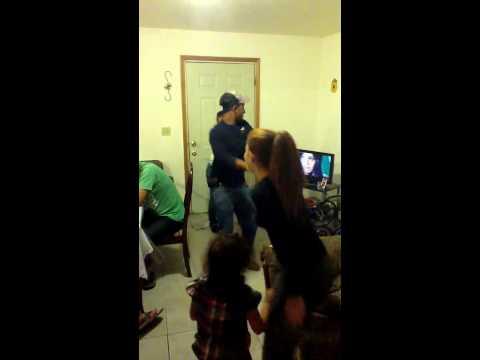 Jr ramirez dancing