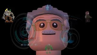 All Iron Man & Stan Lee Suit Up Animations LEGO MARVEL