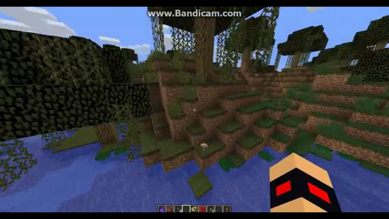 How To Freeze Your Minecraft Flying Squidsflying Grass Not - Minecraft flussig spielen