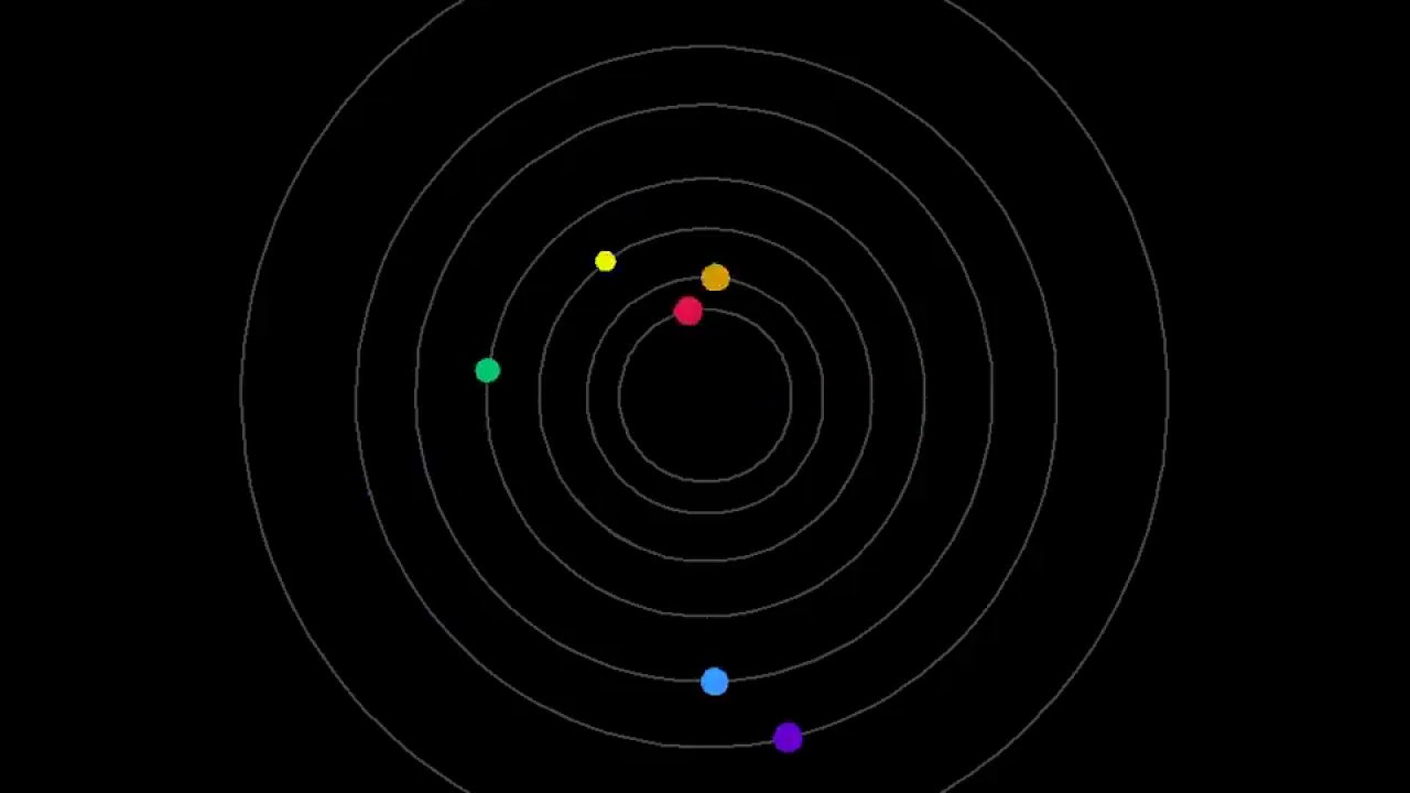 TRAPPIST-1 Planets Dance In An Orbital Resonance