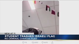 Columbus State students want action after video of trashing of mini Israeli flag