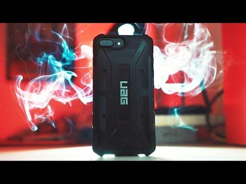 Best Protective Case for iPhone 7 Plus! - UAG Plasma (Ash)