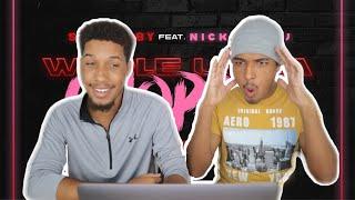 Sada Baby - Whole Lotta Choppas [Remix] ft. Nicki Minaj   Reaction