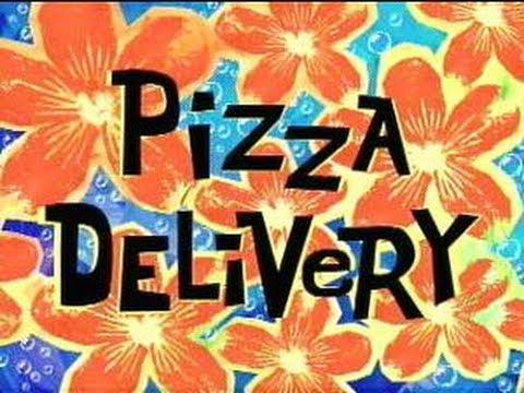 SpongeBob Squarepants Season 1 Episode 10 Pizza Delivery Review