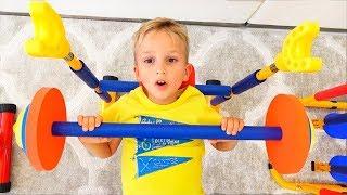 Vlad quiere ser fuerte