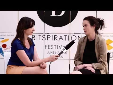 Bitspiration Festival 2016: Interview with Agata Kowalczyk from Startup Poland