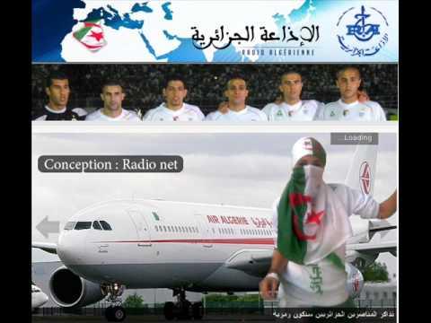 Soutenez Les Verts A khartoum 18/11/2009 - Radio Algerienne  Chaine Une- Part 01