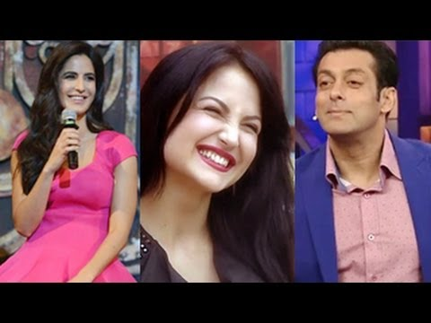 Katrina Kaif REACTS on Salman Khan's Bigg Boss 7 contestant Elli Evram