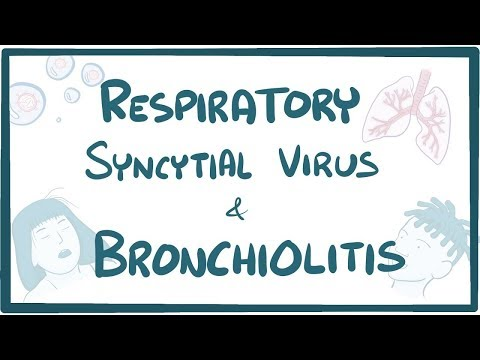 Respiratory Syncytial Virus And Bronchiolitis - An Osmosis Preview