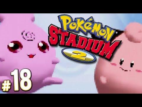 Pokemon Stadium 2 - Multiplayer Madness   PART 18