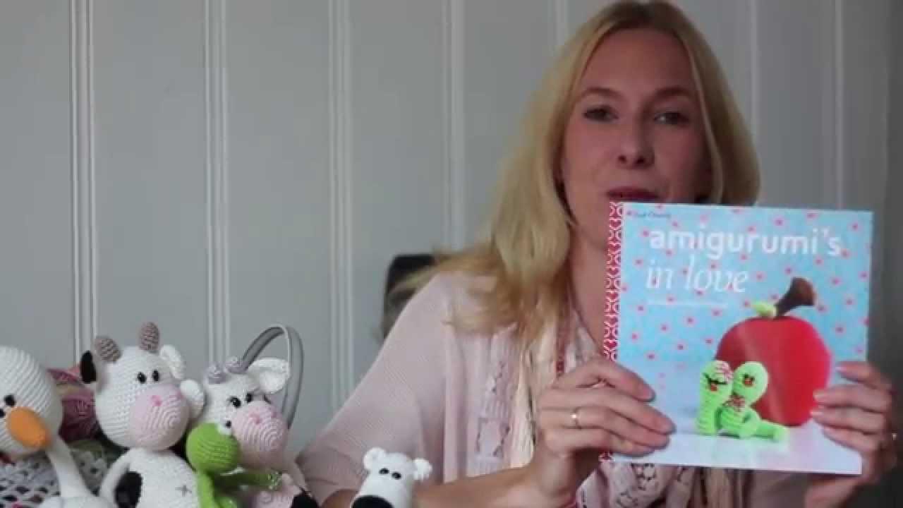 Amigurumi Monsters Tessa Van Riet : Interview met Tessa van Riet-Ernst: Amigurumis in love ...