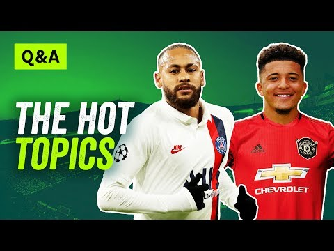 Why Man United Need Jadon Sancho More Than Chelsea! ► Q&A