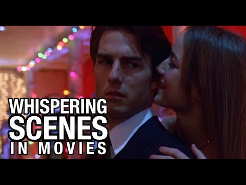 Whispering Scenes in Movies ASMR
