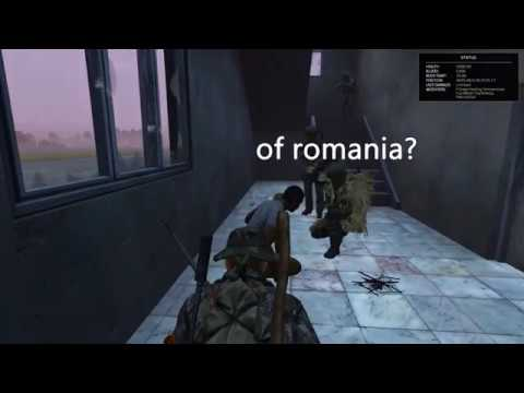 DayZ: What is the Capital of Romania?