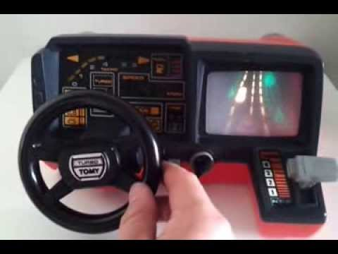 Tomy Racing Turbo Porsche Test Drive Youtube