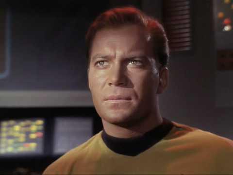 Star Trek - Where's the Captain?