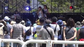 LAGOON(瀧本美織) - Summer Sonic Osaka 2015.