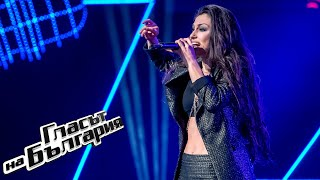 Kerana - No diggity | Knockouts | The Voice of Bulgaria 2020