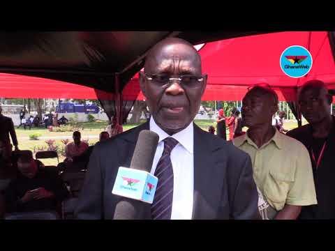 Amissah-Arthur's burial: I'm sad beyond words - Prof Kwesi Botchwey