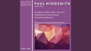 Symphonia Serena: IV. Finale. Gay