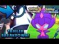 Traveling Through Ultra Wormhole + BRAND NEW GAMEPLAY! Pokémon Ultra Sun & Moon Trailer Breakdown
