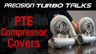 Precision Turbo Compressor Covers