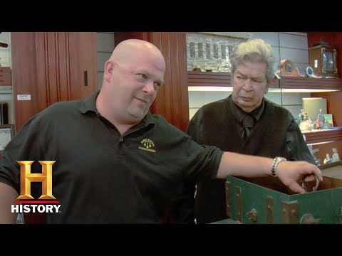 Pawn Stars: Fake Wells Fargo Strongbox (Season 5) | History